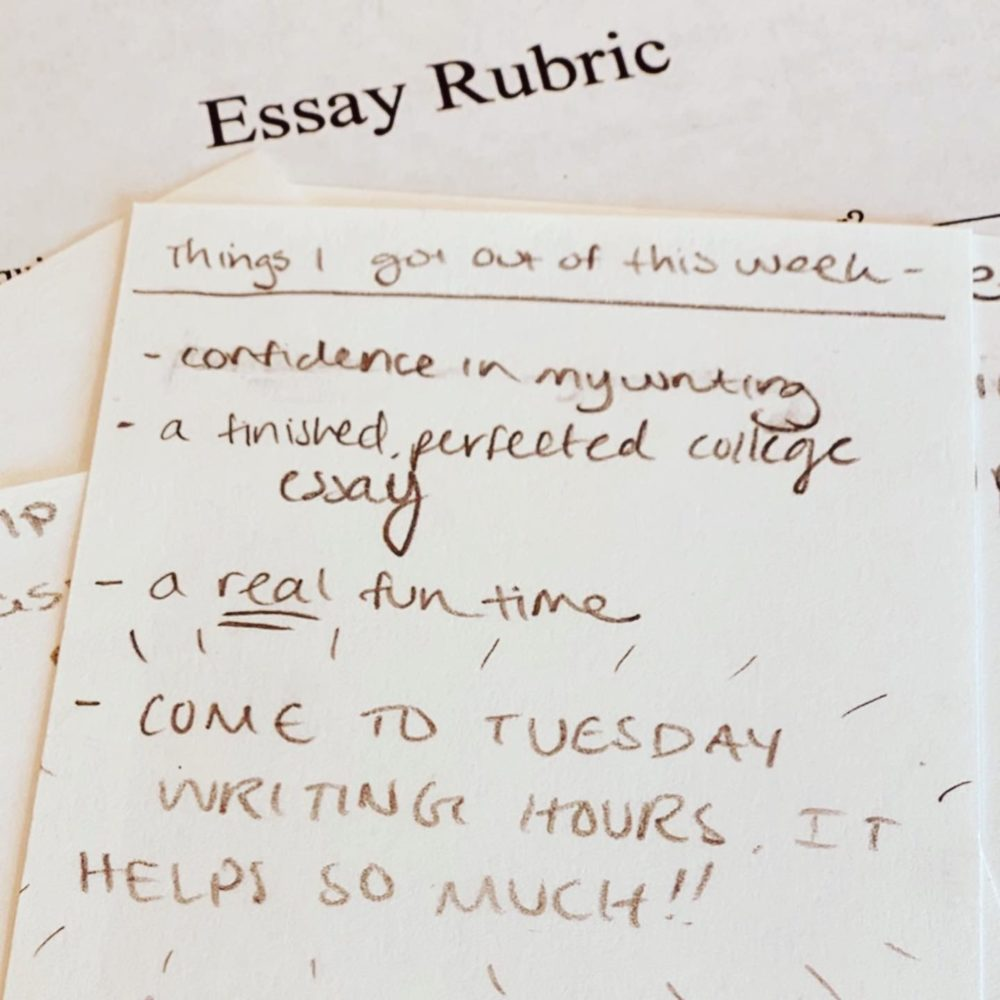 common app essay